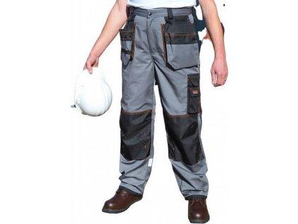 Robustní pracovní kalhoty X-Over s Cordurou