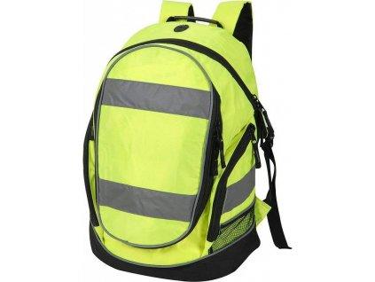 Reflexní vodotěsný batoh London s velkou hlavní kapsou