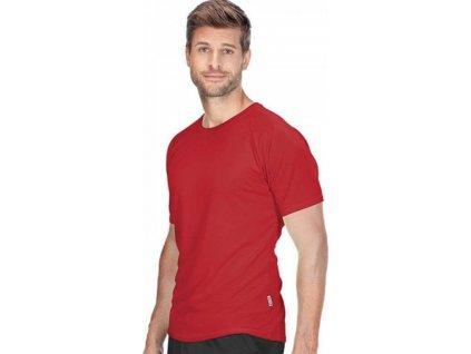 Raglánové rychleschnoucí tričko na běhání z lehkého mikropolyesteru