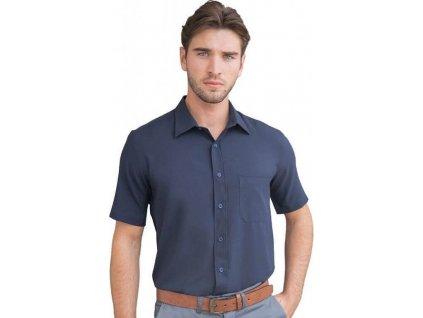 Rychleschnoucí pánská košile Henbury s vynikajícím odvodem vlhkosti