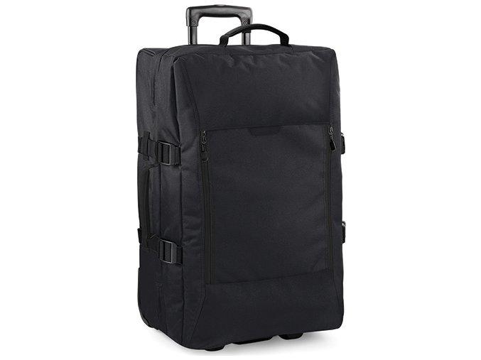 928da3588e Dvoukomorový cestovní kufr na kolečkách 75 l