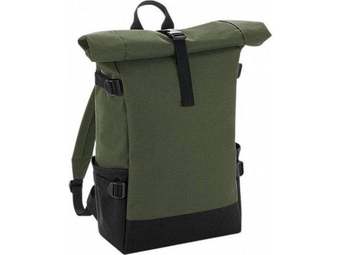 """Rolovací batoh s postranními kapsami, na notebook až 17"""""""