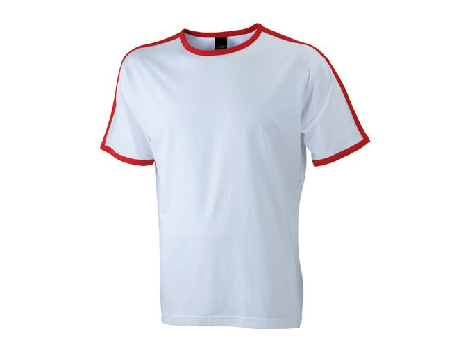 tee shirt a personnaliser constraste homme manches courtes cybjn017