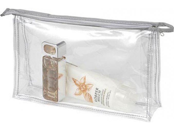 Kosmetická taštička na zip Halfar 27 x 17 x 7 cm
