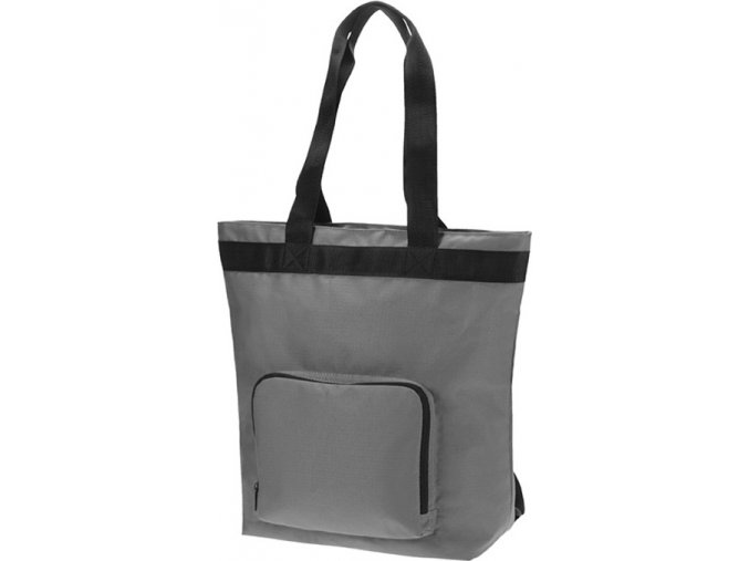 Skládací nákupní taška a batoh v jednom 19 l