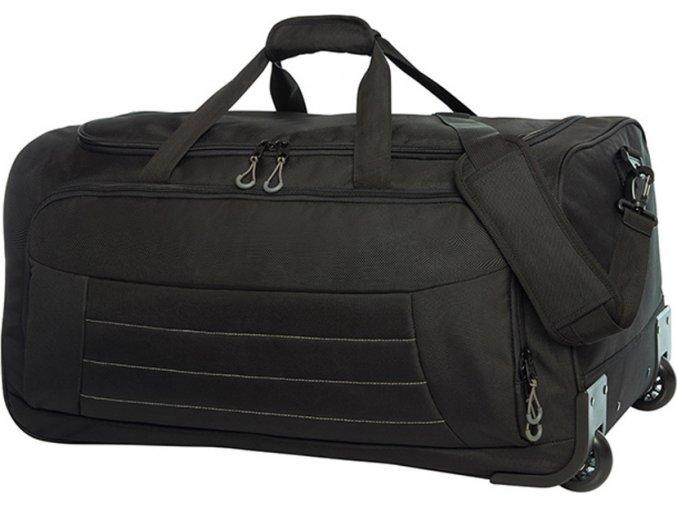 Cestovní taška Impulse na kolečkách s teleskopickým držadlem 75 l, 66 x 32 x 35 cm