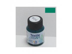 textile art zelena
