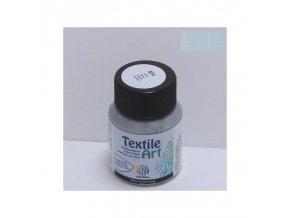 textile art stribrna