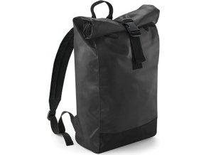 Městský rolovací batoh z plachtoviny 14 l
