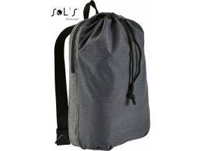 Melírový batoh se dvěmi oddělenými kapsami 23 l