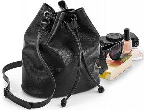 Malý batůžek NuHide z napodobeniny kůže 4 l