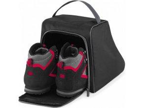 Nízká taška na boty s tkaným držadlem 14 l
