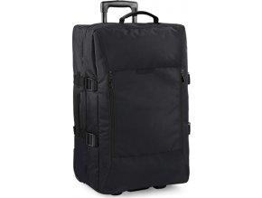 Dvoukomorový cestovní kufr na kolečkách 75 l