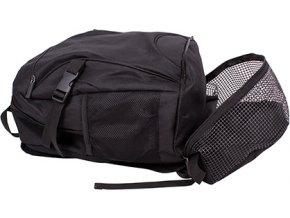 Velký kombinovaný batoh se síťkou na vlhké oblečení 26 l