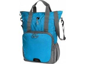 Praktická elegantní nákupní taška nebo batoh 20 l
