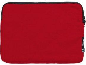 """100% organický obal na laptop 13"""" s oboustranným zipem"""