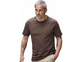 Měkčené tričko Sof Tee z bavlny s dlouhým vláknem