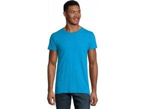 Přiléhavé pánské tričko Regent Fit 100% bavlna
