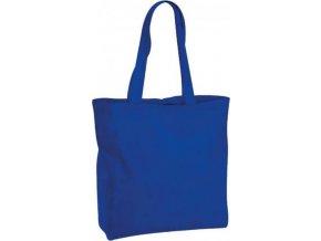 Pevná maxi taška z prémiové organické bavlny