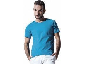 Pánské vypasované tričko Wayne z organické bavlny 155 g/m