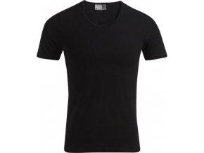 Pánské měkké slim-fit triko na tělo Promodoro 5% elastan 180 g/m