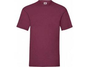 Základní pánské bavlněné tričko Valueweight T střední gramáž, 165 g/m