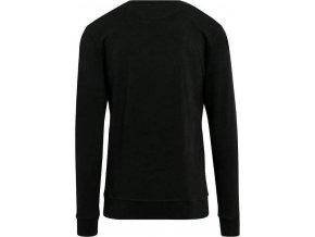 Zpevněné tričko s dlouhým rukávem Build Your Brand šedá 1