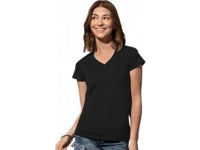 Dámské organické tričko Stedman Janet do véčka