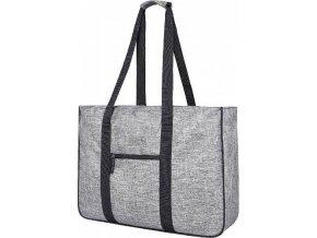 Členitá nákupní taška Fifth Avenue 20 l