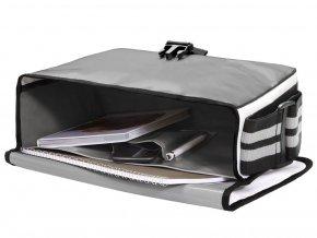 Brašna s pruhovaným popruhem přes rameno Lorrybag® Eco 2 Halfar