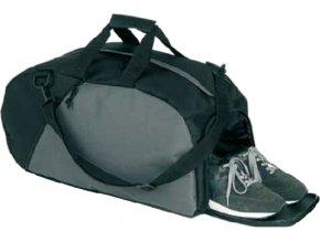 Sportovní taška s bočním vstupem na boty