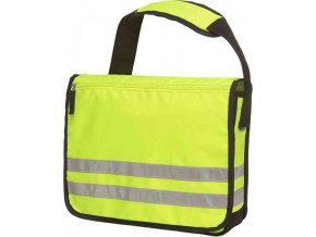 Shoulder bag Reflex neon yellow