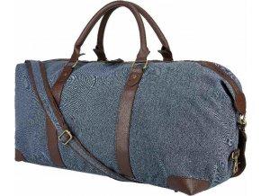 Pevná plátěná sportovní taška Liverpool 62 litrů