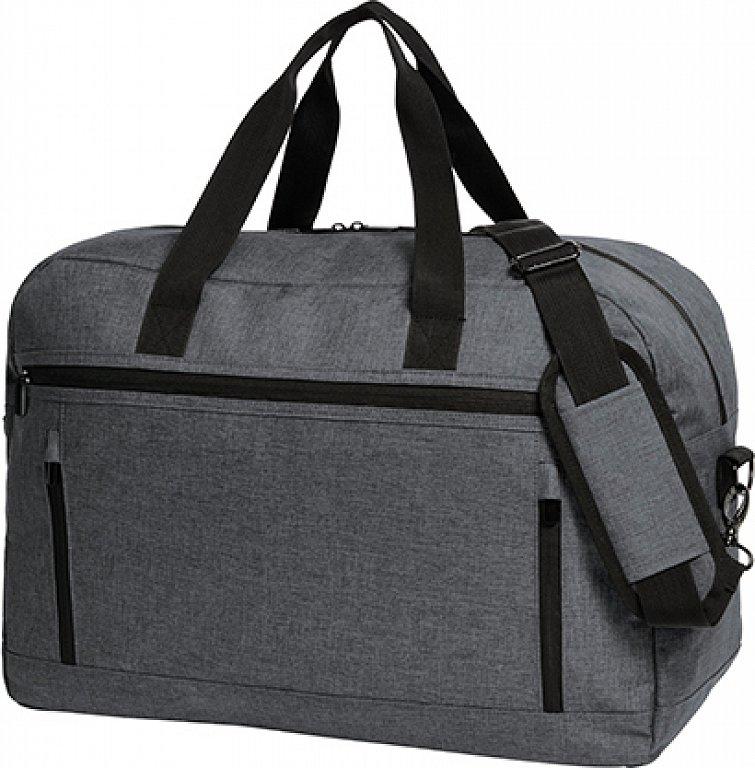 Halfar Elegantní cestovní taška s pevným dnem a třemi kapsami 40 l d9c7f4a2e8