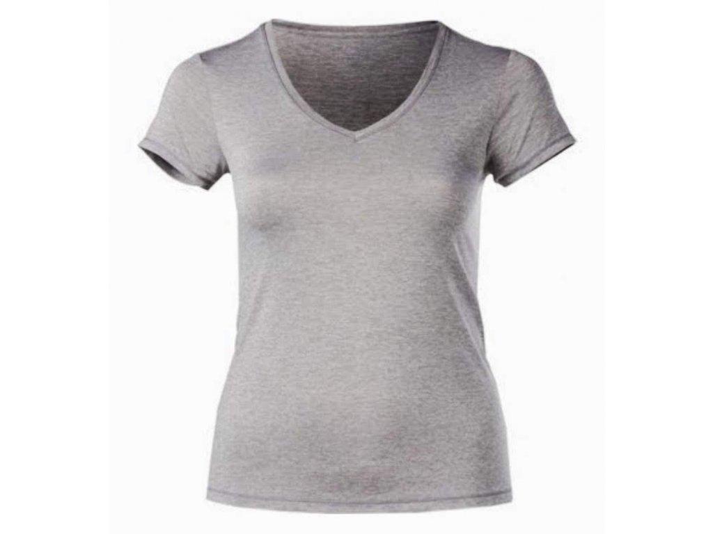 Dámské tričko šedá