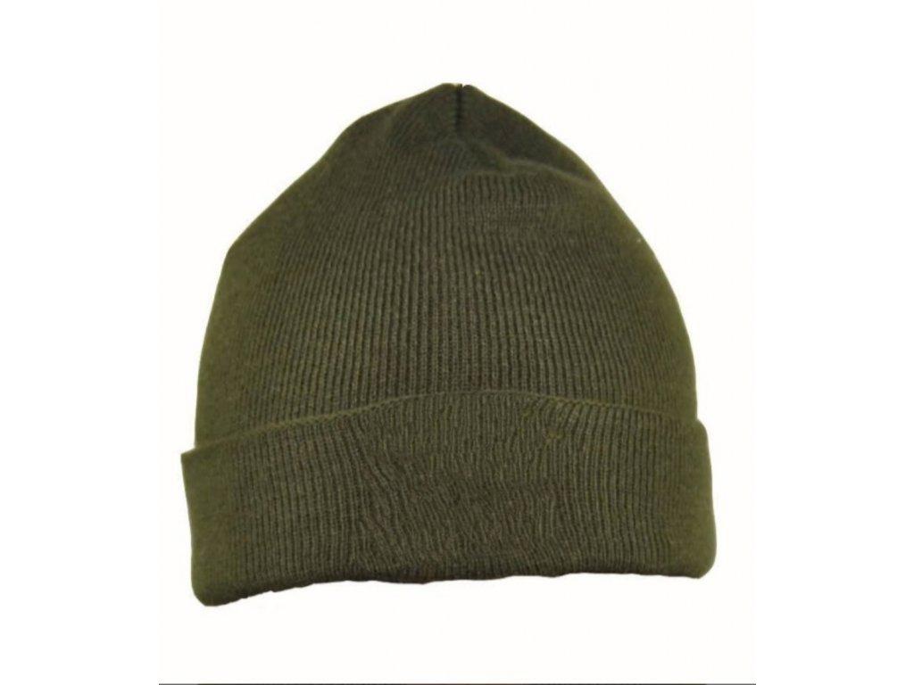 Čepice zimní