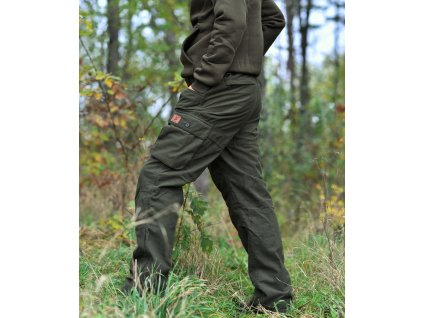 Myslivecké kalhoty s membránou