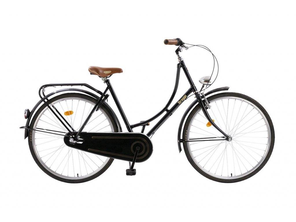 Městské kolo v retro stylu Brugge 7g