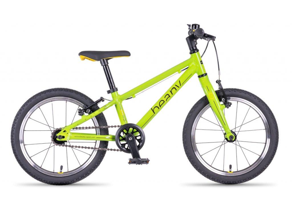 Dětské kolo Beany ZERO 16 Green