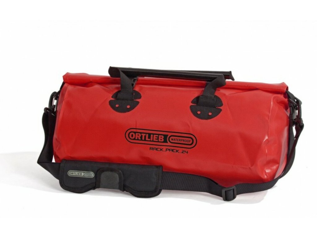 ORTLIEB Rack-Pack M - vodotěsná taška 31L (červená)