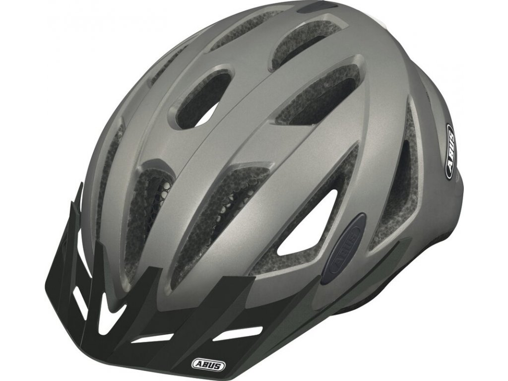 Cyklistická přilba Abus Urban-I asphalt grey velikost XL