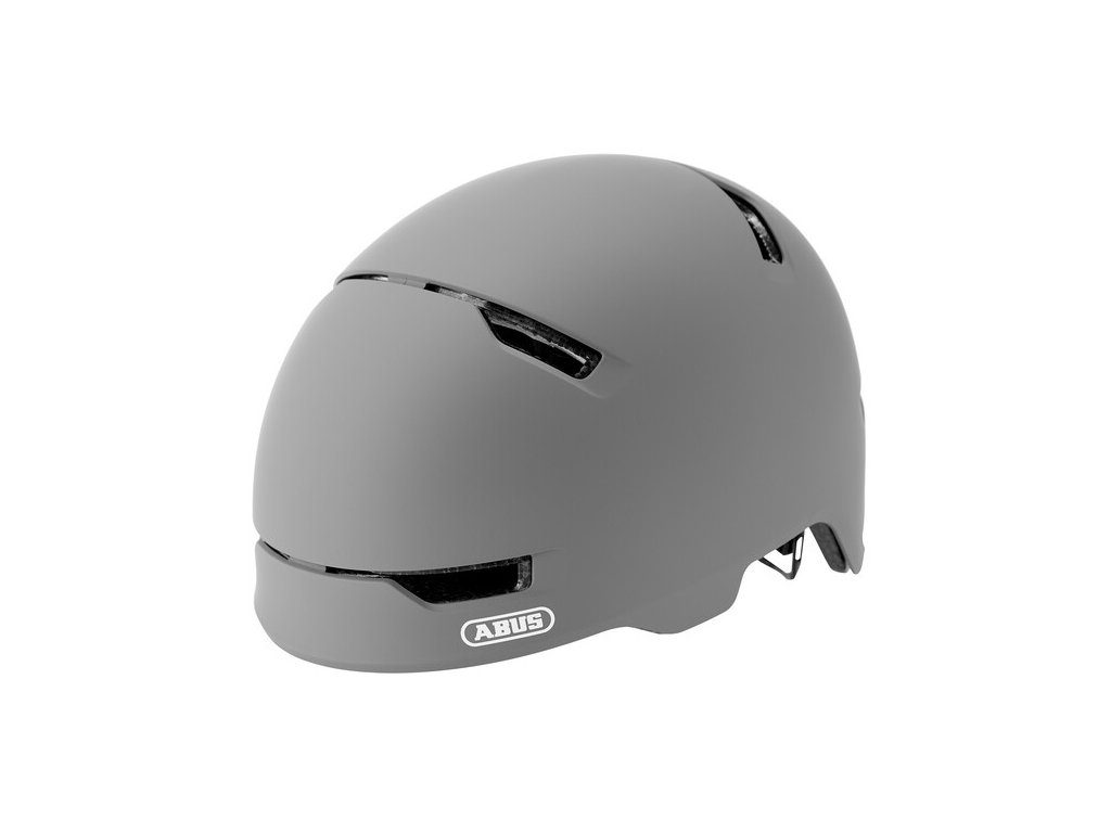 cykloprilba ABUS Scraper 3 0 Helm concrete grey