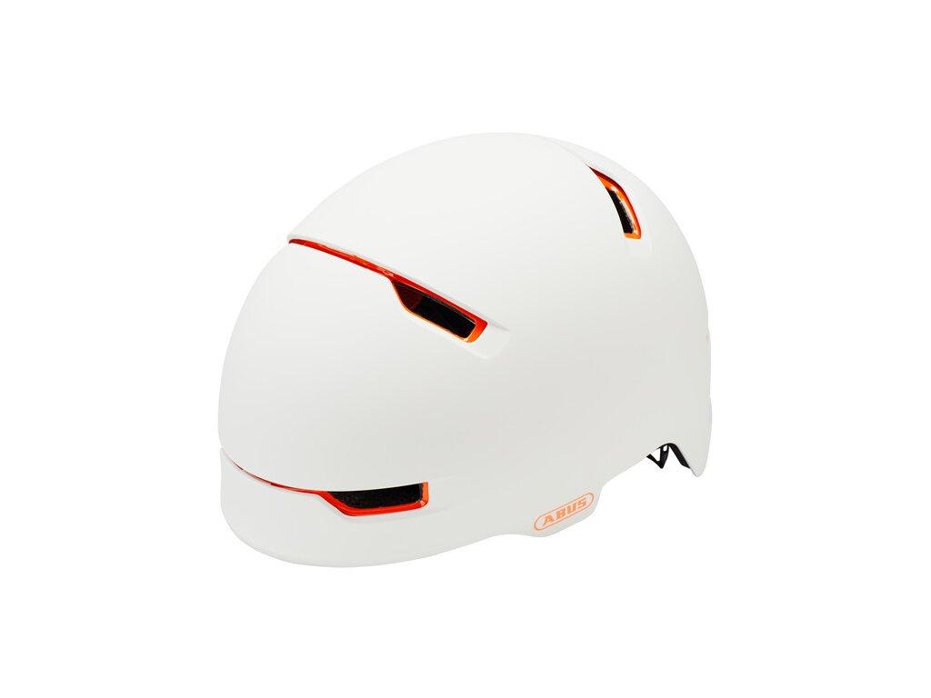 cykloprilba ABUS Scraper 3 0 ACE Helm polar matt