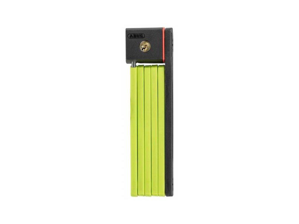 abus ugrip 5700 folding lock 80cm core lime green 4003318844270 0 l