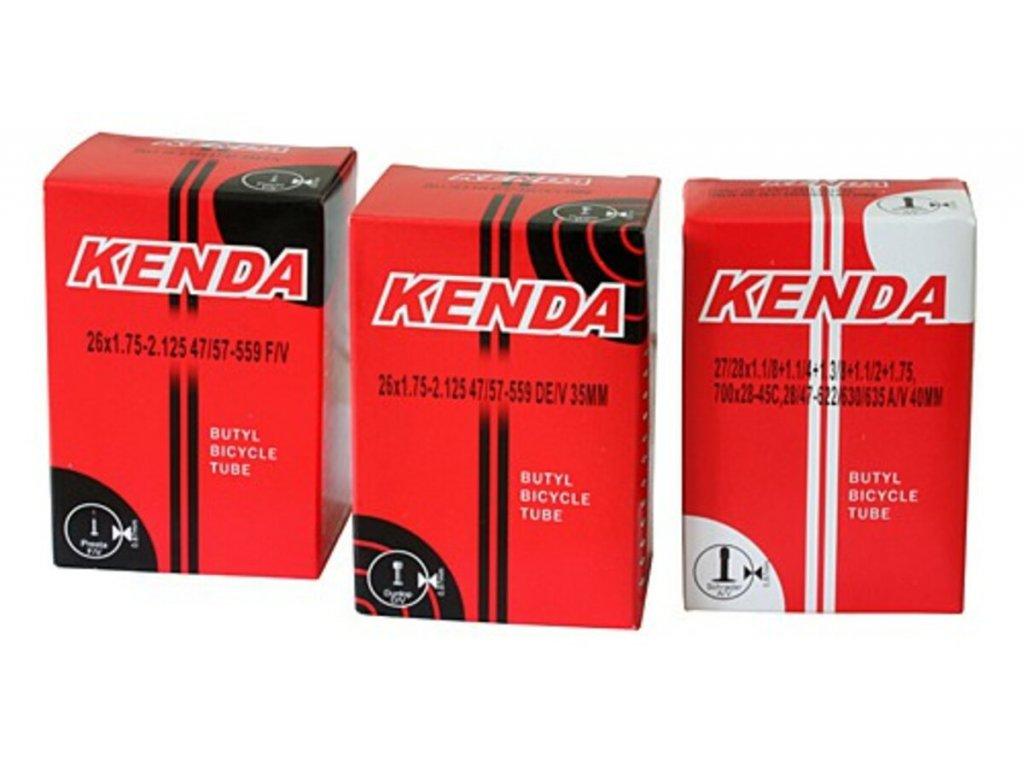 Duše KENDA pro fatbike 26 x 3,5-4,0 86/98-559 35 mm