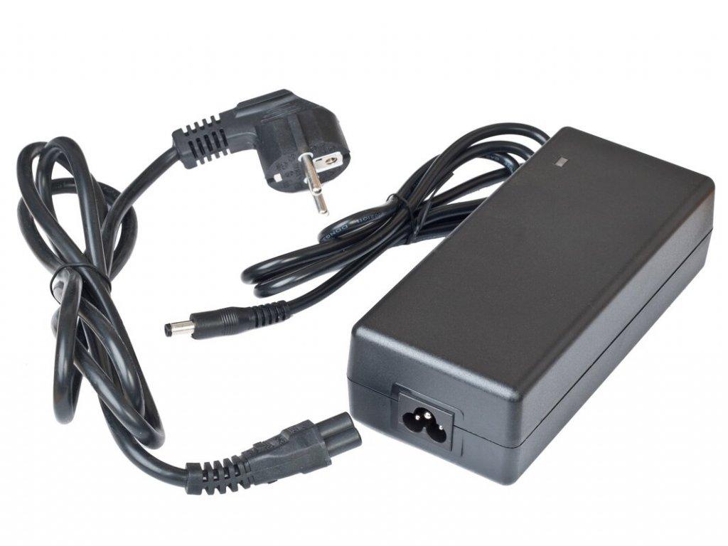 Nabíječka baterie 36V úzký konektor
