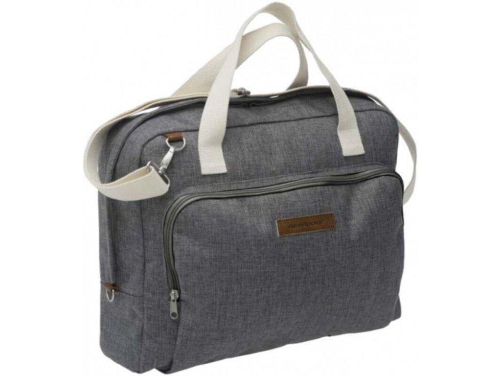 Elegantní taška na kolo NewLooxs Postino Grey