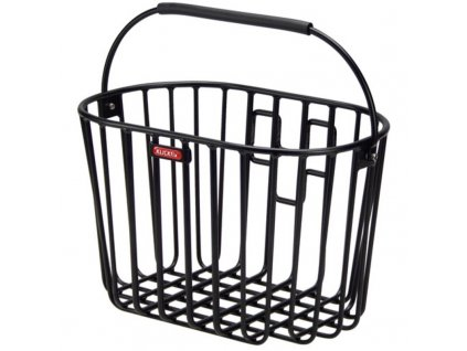 Košík na kolo Alumino