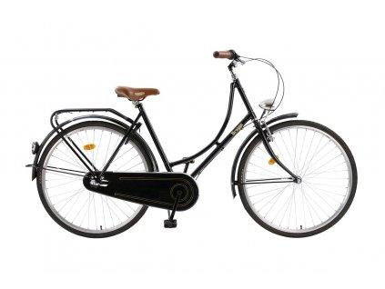 Městské kolo v retro stylu Brugge 1g
