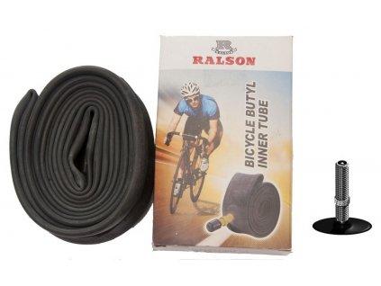 dusa na bicykel ralson